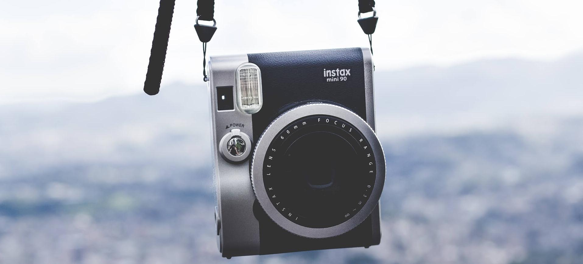 polaroid kamera header